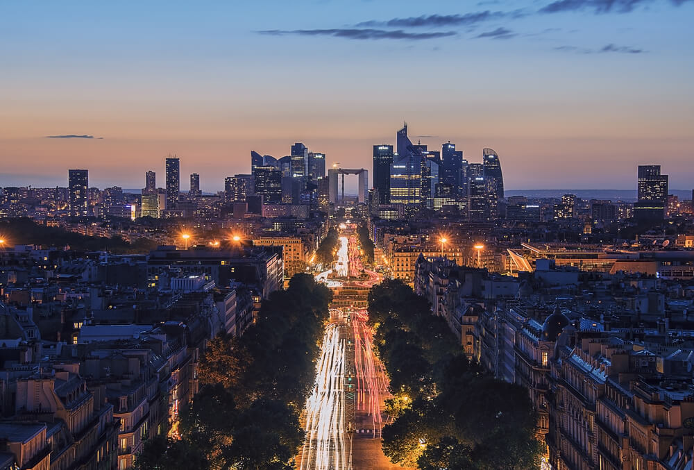 réservation Paris hôtel