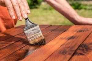 peinture sur bois professionnel