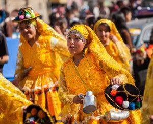 La culture bolivienne à travers le carnaval d'Oruro